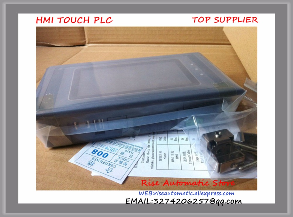 4.3 inch Touch Screen HMI TP T ouch S creen for Indus trial PLC With RS232+RS485+USB +Touch Panel SK-043AE/B SK-043AE freeship oem usb tp rs485 usb smart700 plc cable for tp177a 277 170micro usbtprs485 support win7 8 usb tp rs485
