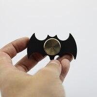 EDC Hand Spinner Batman Fidget Spinner Metal Tri Spinner Anti Stress Finger Spinner Toys For Autism