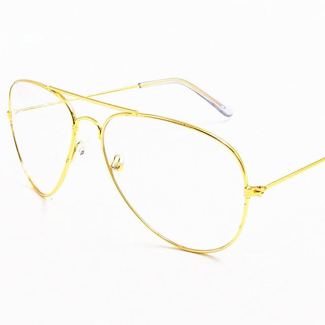 Myopia Clear Frame Glasses