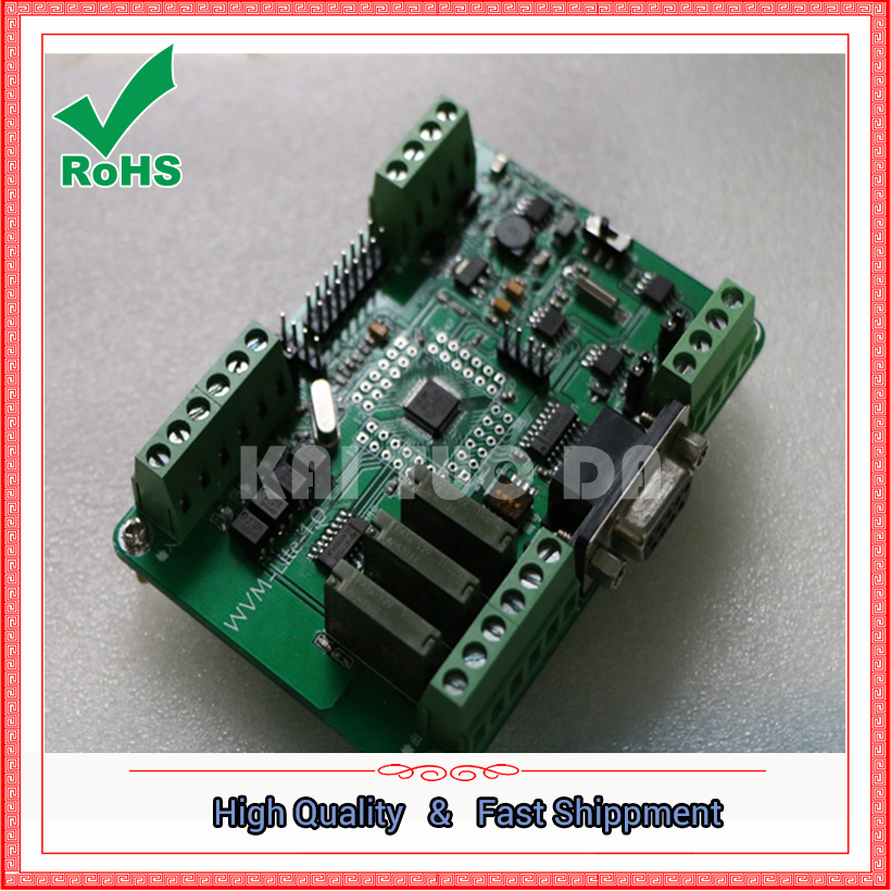 Panneau de développement STM32 panneau de base de panneau de système Minimum 485 peut module STM32F103C8T6
