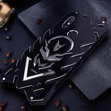 Shockproof case for xiaomi mi 8 lite Screw mi 9 case Power case MI 8 SE Aviation Aluminum cover for Mix 3 Simon Heavy duty Armor