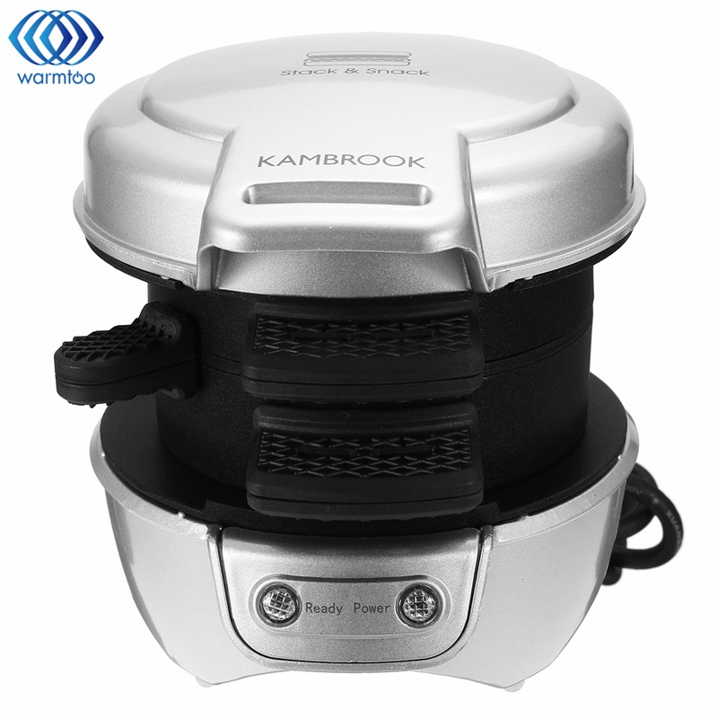 automatic hamburger maker mini sandwich toaster breakfast baking machine bacon egg frying pan 220v kitchen appliances in toasters from home appliances on     automatic hamburger maker mini sandwich toaster breakfast baking      rh   aliexpress com