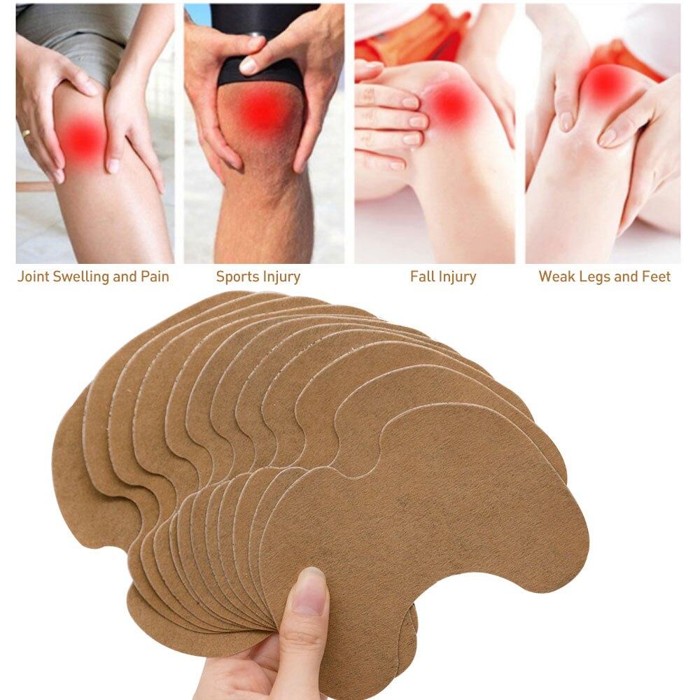 Sumifun Knee Plaster Chinese Herbal Medical Wormwood ExtractJoint Ache Pain Relieving Sticker Rheumatoid Arthritis Patch C1605