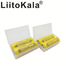 2 14 Pcs Liitokala Lii 40A Originele 21700 4000 Mah 40A Oplaadbare Batterij Past Capo