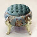 New Classic fabric Sofa Stool