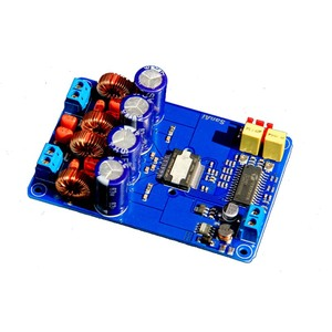 Image 3 - Amplificador Digital TC2001 STA516 clase T, placa estéreo 2x160W, amplificador HIFI con ventilador, mejor que TDA7498E TK2050 TDA8950 TPA3116 A3 002
