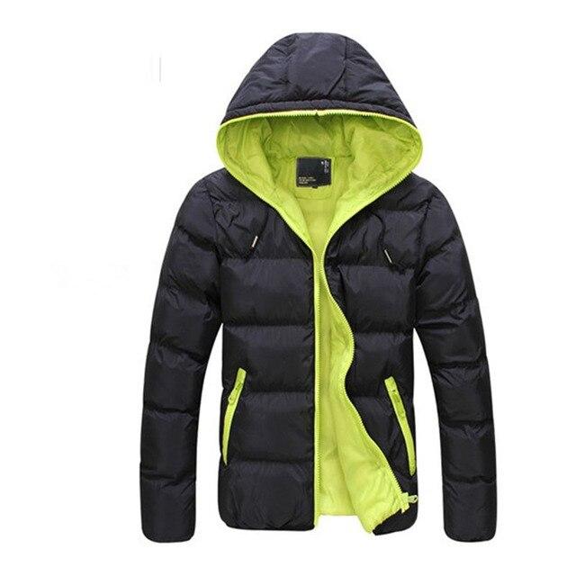 5 COLORS PLUS size M-3XL winter jacket men men's coat winter brand man clothes casacos masculino 2016