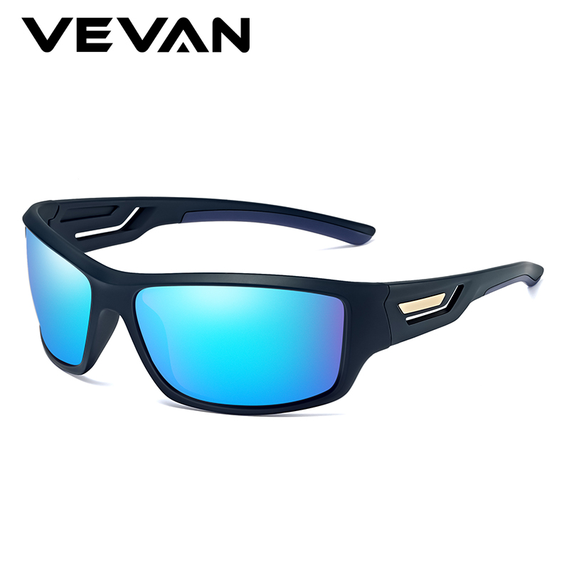 bd240c05b7e Aliexpress.com   Buy VEVAN 2018 Unisex TR90 Frame Goggle Polarized  Sunglasses Men UV400 Sun Glasses Women Mirror Sports gafas de sol With Vox  from Reliable ...