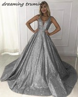 Pretty Champagne Prom Formal Dresses 2019 Spaghetti Straps Floor Length Sexy Backless Long Sliver Prom Gowns Abendkleider