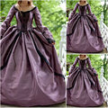 1800S   Civil War Southern Belle Ball Gown evening Dress/Victorian dresses/scarlett dress Sz US6-26 sc-802