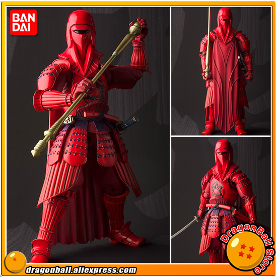 100% Original BANDAI Tamashii Nations Meishou Exclusive Action Figure   Akazonae Royal Guard-in Action & Toy Figures from Toys & Hobbies    1