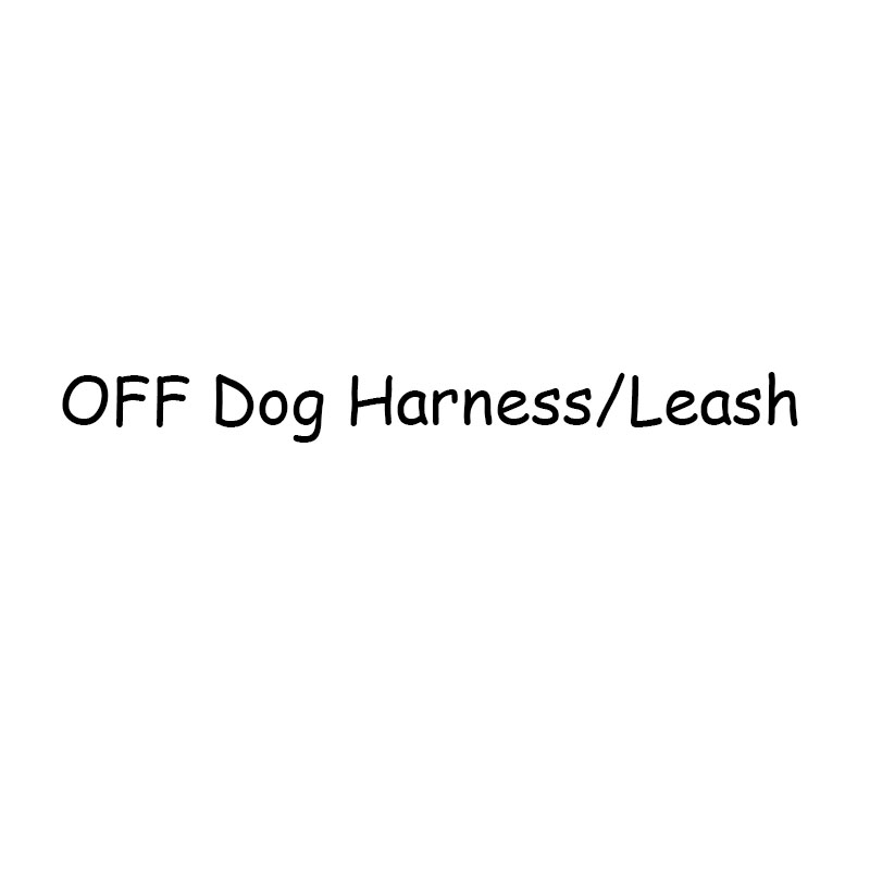 Pet Dog Harness Leash Separately for Small Dogs Cats Pet Fashion Nylon Walking Out Lead Harness