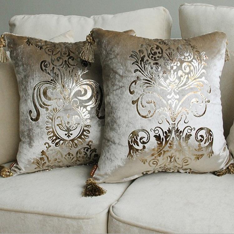 100 home decor cushions botanical design floral sofa cushio