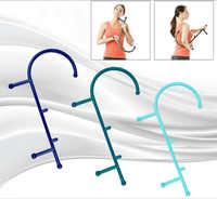 1Pc Trigger Punkt Selbst Massage Stick Haken Theracane Körper Muscle Relief Original Thera Zuckerrohr Zurück Massager Therapeutische Werkzeuge