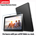 For lenovo miiX 300 10IYB Tablet 10.1 inch flatbed Tempered Glass Screen Protector 2.5 9h Safety Protective Film miiX 300
