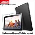 Para lenovo miiX 300 10IYB Tablet 10.1 pulgadas de superficie plana de Cristal Templado Protector de la Pantalla 2.5 9 h Película Protectora de Seguridad miiX 300