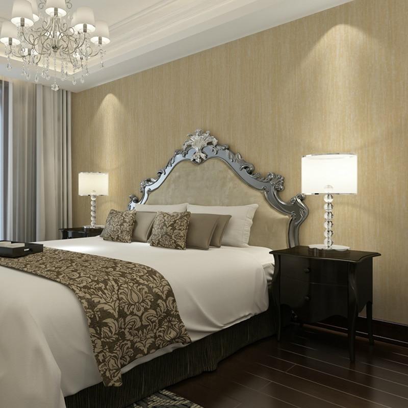 plain bedroom hotel living cheng shuo renovation woven non
