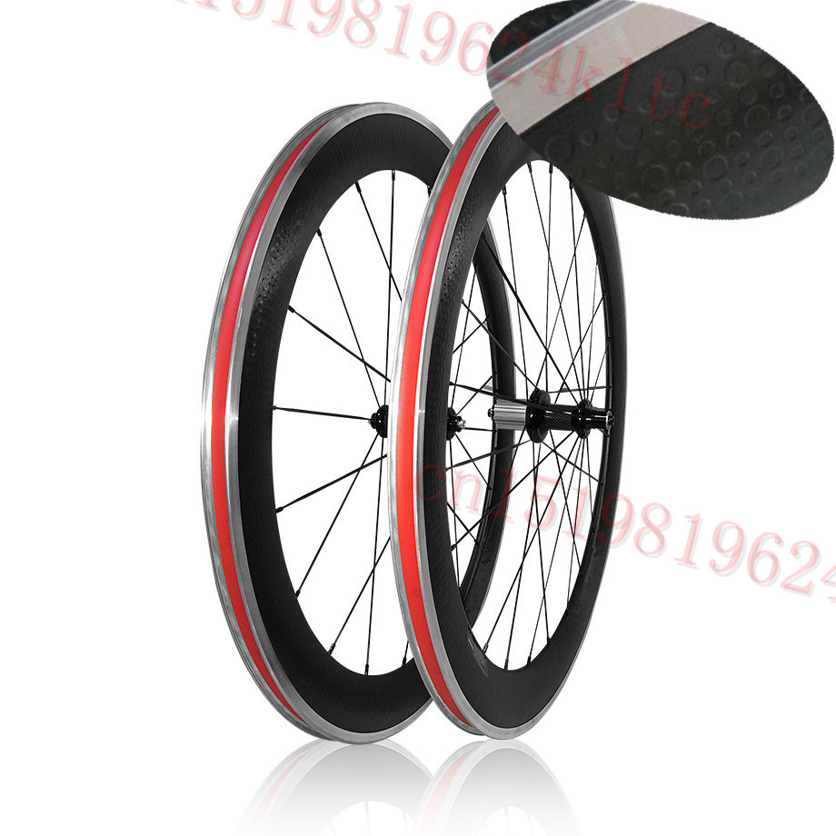 50mm Dimple Clincher 700c Aluminum Bicycle Wheelset Carbon Wheels Alloy Brake Surface Bike Wheels 23mm width wheels rims gub aluminum v brake road bike wheels 42mm cheap wheels with alloy brake surface clincher wheelset 700c 10 11speed compatible
