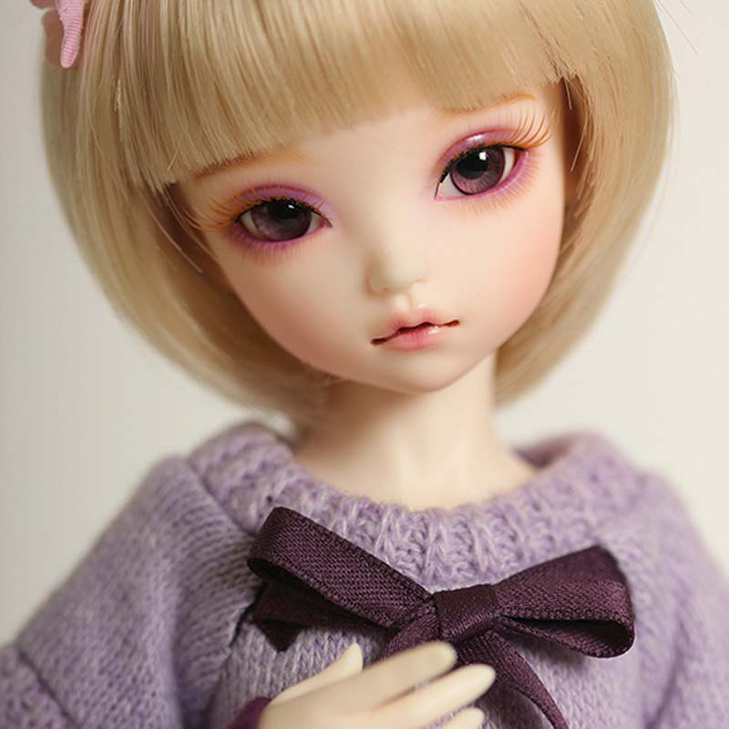 New Arrival 1/6 BJD Doll BJD/SD Fashion LOVELY Irenes Resin Doll With Eyes For Baby Girl Birthday Gift Present handsome grey woolen coat belt for bjd 1 3 sd10 sd13 sd17 uncle ssdf sd luts dod dz as doll clothes cmb107