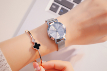 2017 Hot Sale Womens Watches Top Brand Luxury Fashion Casual Relogio Feminino Waterproof Simple Clock Gift Quartz Wristwatches