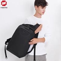 Tigernu Anti theft Male Laptop Backpack USB Waterproof School Bags for Teenager Men Backpacks NO Key TSA Lock School Mochila