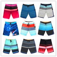 Wholesale Retail Beach Board Shorts 2019 Big Brand Phantom Boardshort Men Swimwear Polyester Spandex Hip Hop Male Swimsuit 30 38