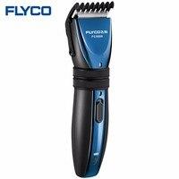Flyco Blue 100V 240V Shaving Machine For Beard Tondeuse Cheveux Tondeuse Professional Hair Clipper Professional Men