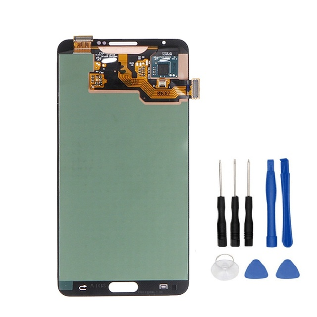 Coreprime Repair Parts For Samsung Galaxy Note 3 N9000 N9005 N9006 N900K N900T LCD Display + Touch Screen Assembly+Tools