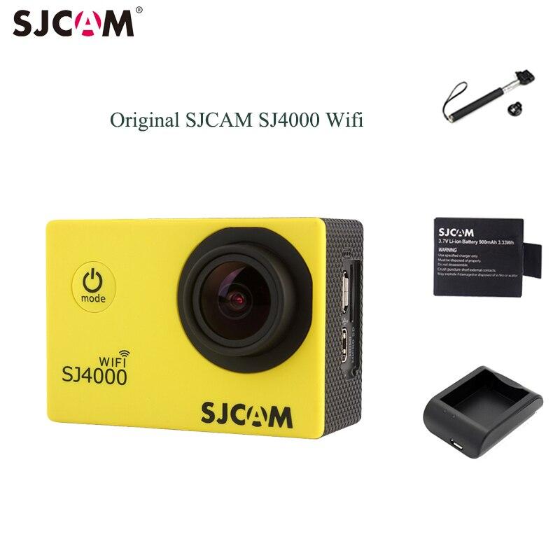 sjcam original sj4000 wifi version full hd 1080p 12mp diving