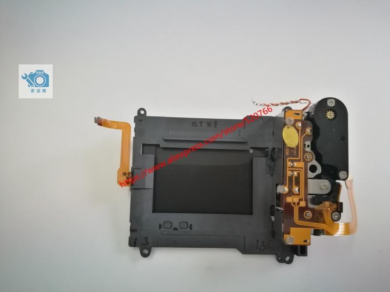 100% new Original D750 SHUTTER PLATE UNIT 111HY for niko D750 shutter unit dslr Camera Repair Parts meike mk d750 battery grip pack for nikon d750 dslr camera replacement mb d16 as en el15 battery