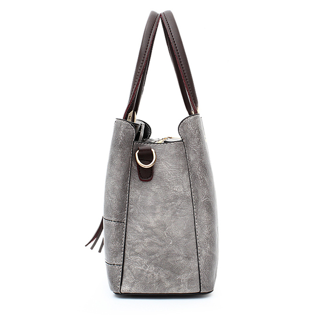COCOM PU Leather Luxury Shoulder Bag For Women