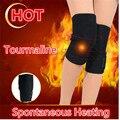 Tourmaline Adjustable Kneepad Masaje Joelheira Knee Protector Guard Turmalina Magnetic Brace Rodilleras Patella Protection Pads