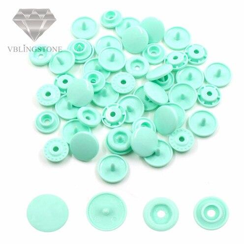 20 комплектов KAM T5 12 мм круглые пластиковые застежки кнопки застежки пододеяльник лист кнопка аксессуары для одежды для детской одежды Зажимы - Цвет: B19