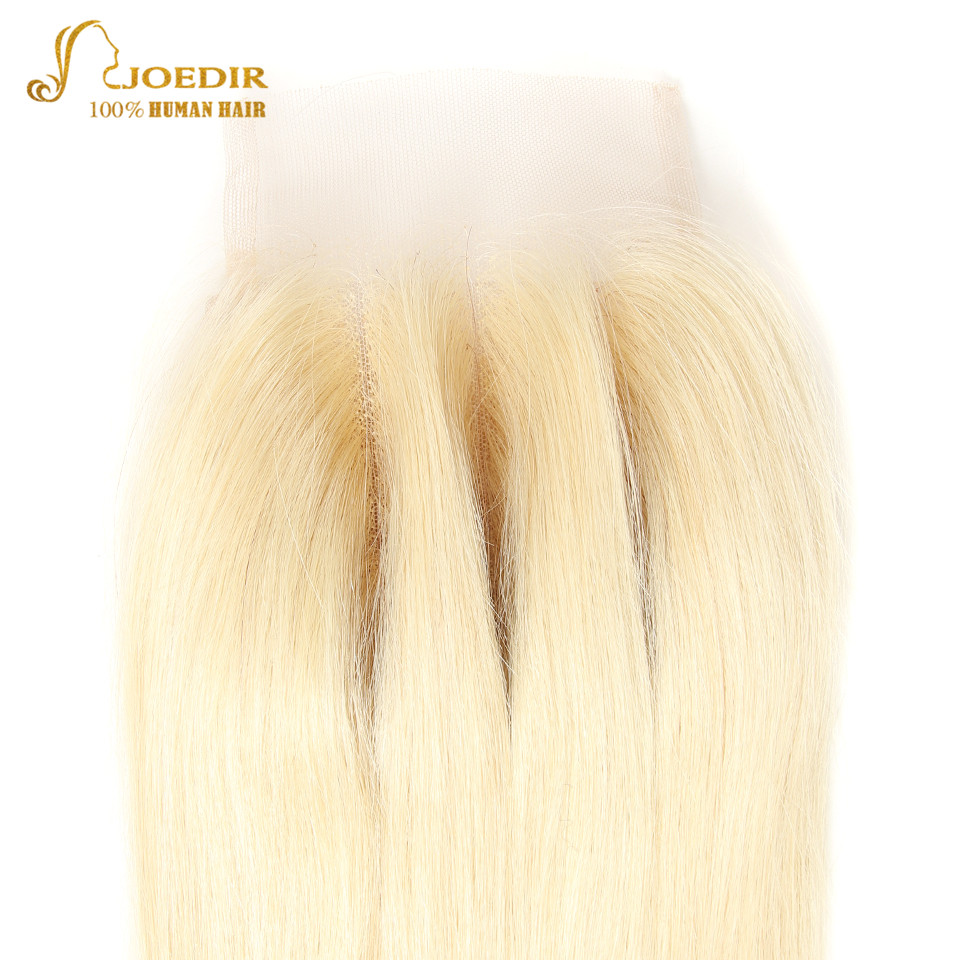HTB1ya7yajnuK1RkSmFPq6AuzFXa6 Joedir Hair 613 bundles with closure Brazilian Straight Hair Bundles With Closure Human Hair Weave 3 4 Bundles With Closure