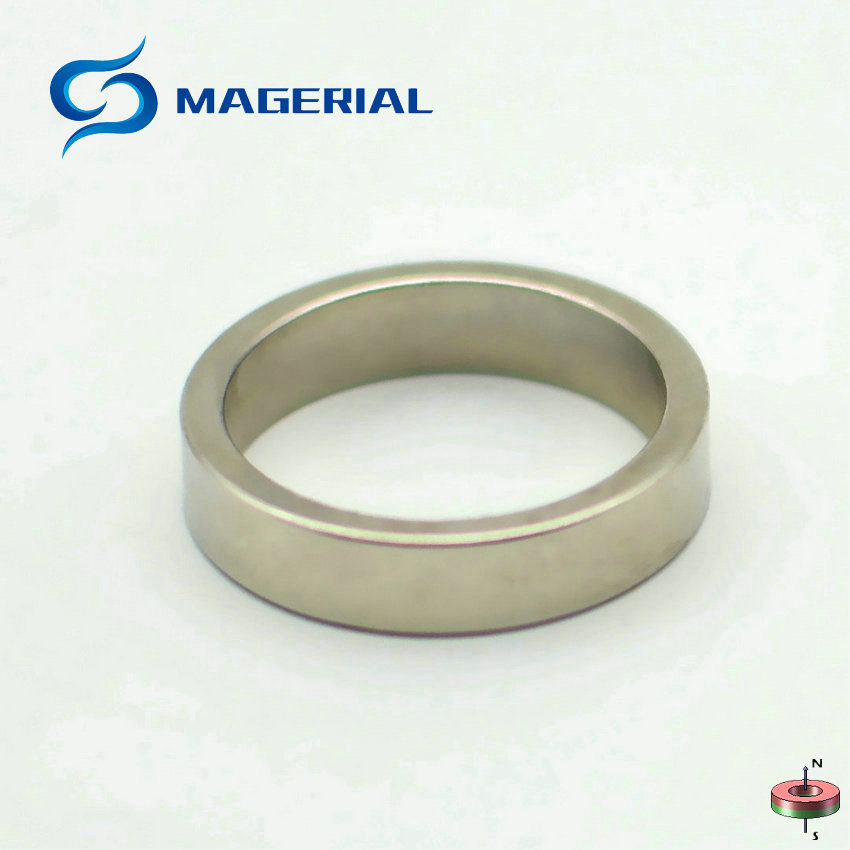8-200pcs NdFeB N42 Magnet Ring OD 23x19x5 mm 0.91'' Accurate Axially Magnetized Strong Neodymium Permanent Rare Earth Magnet 1 pack grade n38 ndfeb micro ring diameter od 9 5x4x0 95 mm 0 37 strong axially magnetized nicuni coated rare earth magnet