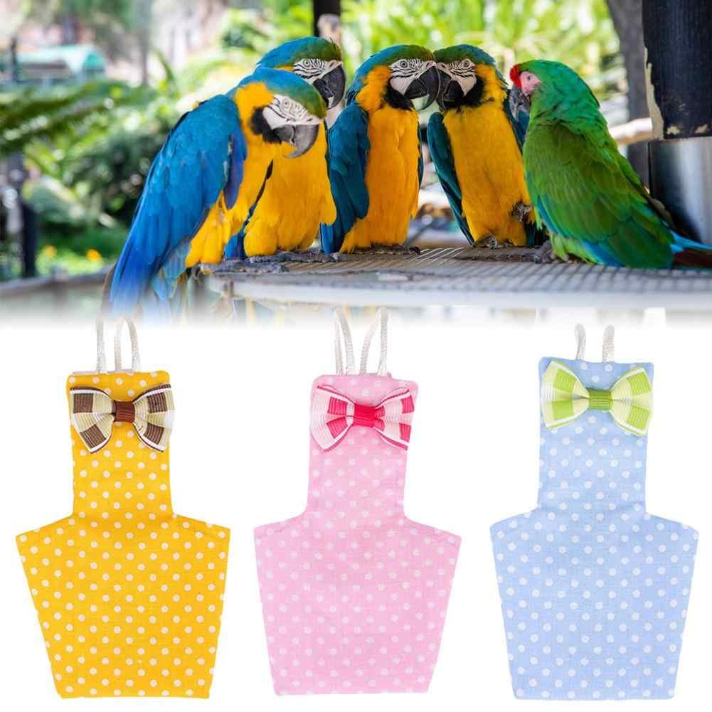 Инновационная одежда с птицами и попугаем для домашних животных, одежда пилота, флисовое время, оригинальная ручная одежда с птицами
