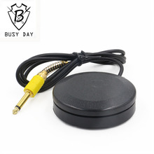 Time-limited Fuente De Alimentacion Tattoo Round 360 Tattoo Foot Switch On Sale For Power Supply Black