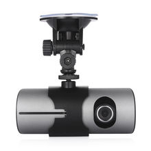 AKASO Dual Lens GPS Camera HD Dash Cam G-Sensor Car DVR Camera Video Recorder Dash Cam Camera X3000 R300 Car DVRs