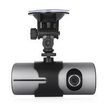 AKASO HD Car DVR Dual Lens GPS Camera Dash Cam G-Sensor Rear View Video Recorder Dash Cam PK xiaomi 70mai Car DVRs X3000 R300 m6l ip68 mstar msc8328q imx323 wifi car black box dual lens motorcycle dvr camera video recorder support gps remote and g sensor