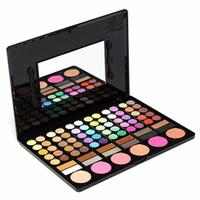 POPFEEL Eyeshadow Palette 78 Colors Matte Shimmer Earth Color Pro Makeup Palette Eye Shadow Nude Pigments