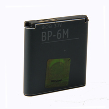 Original High Capacity BP-6M Battery For NOKIA 6288 N73 N77 3250 6233 6234 N93 nokia n73 music edition