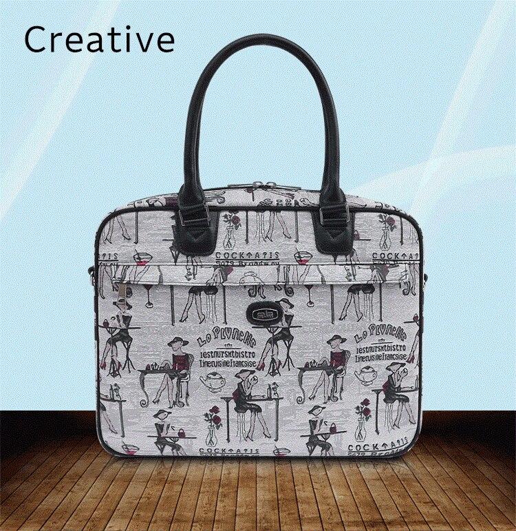 Hot Handbag For Laptop 14, For Macbook Air Pro 13.3, 13,14.1 Lady Notebook Bag,Women Messenger Purse,Free Drop Ship S214-1 hot ladies handbag for laptop 14 for macbook air pro retina 12 13 14 1 notebook lady bag women purse free drop ship84s3