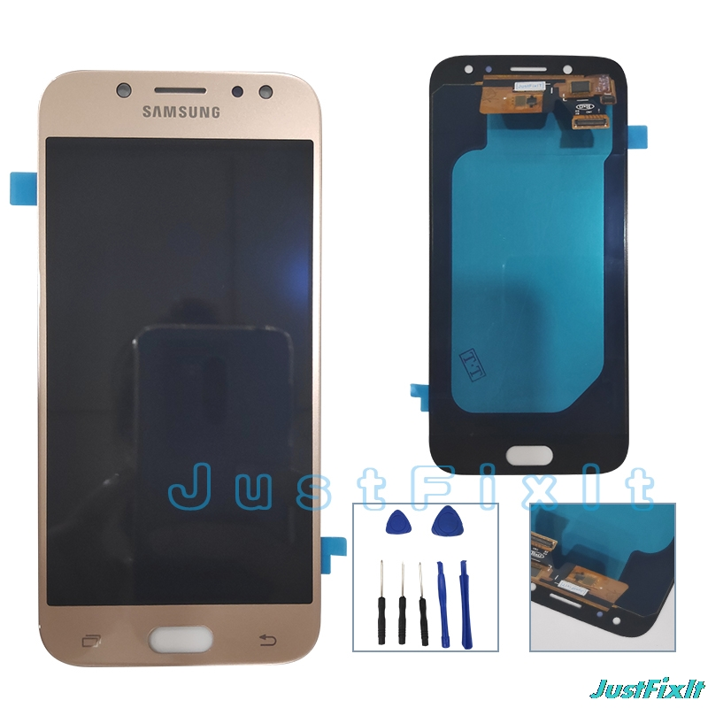For Samsung Galaxy J5 2017 LCD J530 J530F SM J530 LCD Display Touch Digitizer Assembly Replacement
