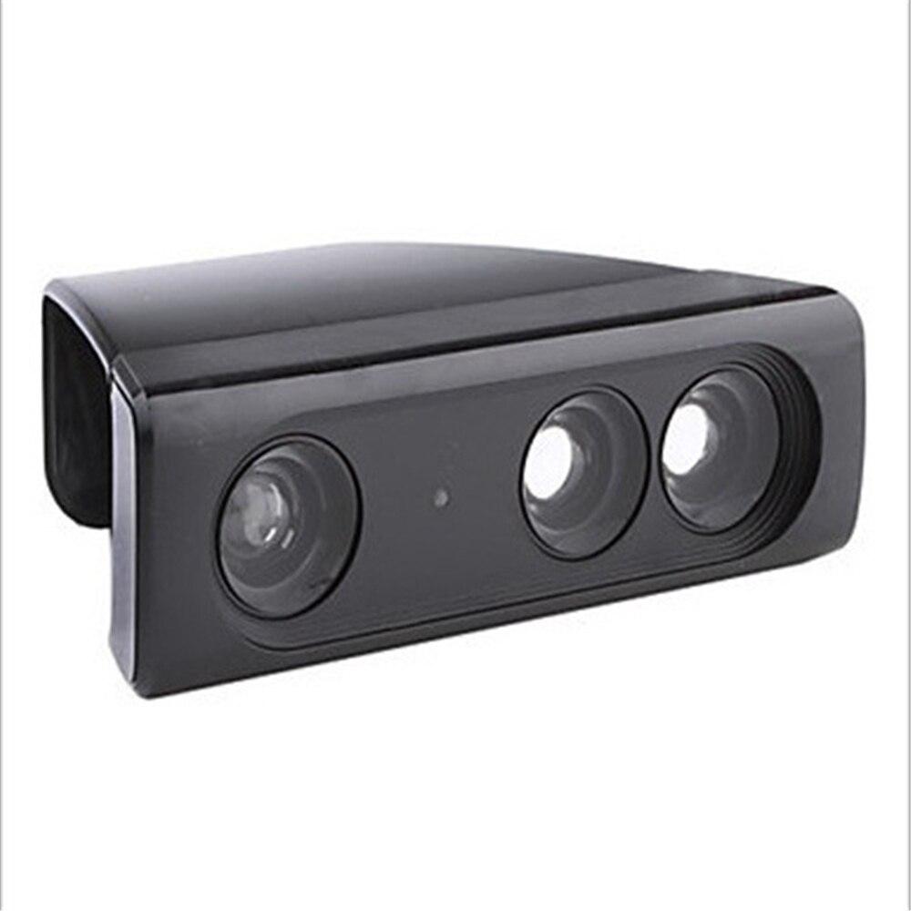 Gasky Super lente gran angular zoom sensor adaptador de reducción de la gama Kinect para Xbox 360 juego