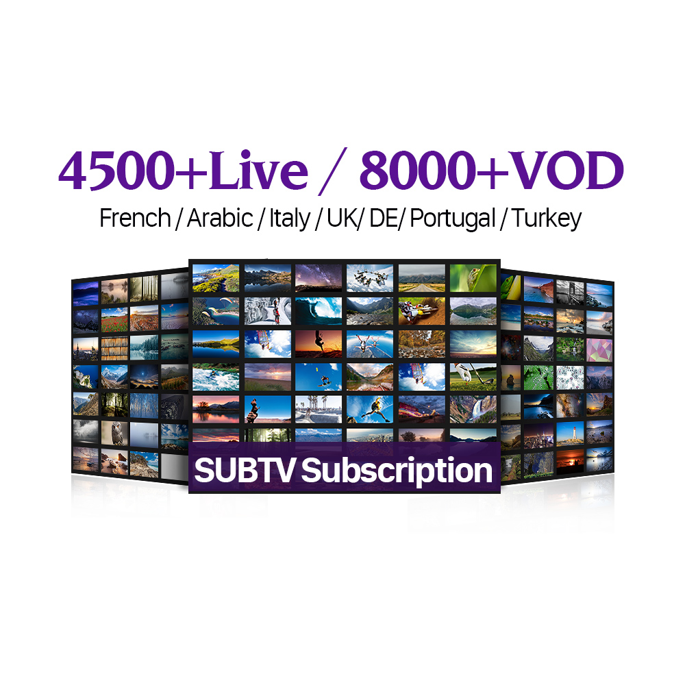 France IPTV Arabic Italy Spain Canada IP TV 1 Year SUBTV Subscription Portugal Turkey Albanian EX-YU IPTV France Arabic IP TVFrance IPTV Arabic Italy Spain Canada IP TV 1 Year SUBTV Subscription Portugal Turkey Albanian EX-YU IPTV France Arabic IP TV