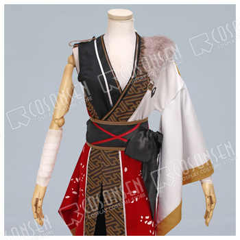 COSPLAYONSEN Ensemble Stars AKATSUKI Kanzaki Souma Cosplay Costume red white Full Set - DISCOUNT ITEM  0% OFF All Category