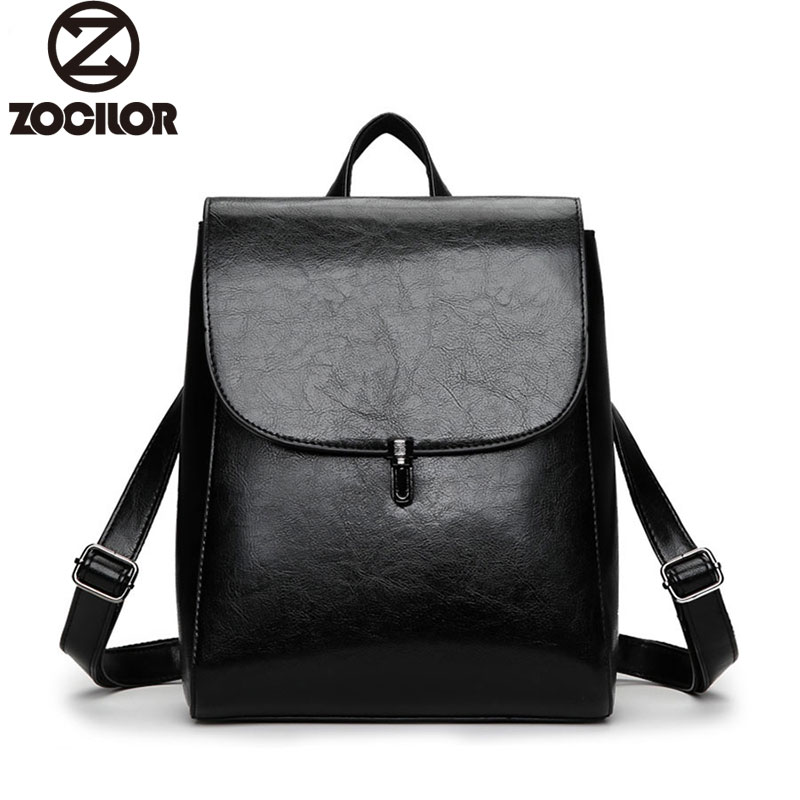 Fashion Women Backpack High Quality Youth Leather Backpacks for Teenage Girls Female School Shoulder Bag Lock Bagpack mochila aequeen fashion leather backpack women shoulder backpacks school bag for teenage girls high quality new travel bag female
