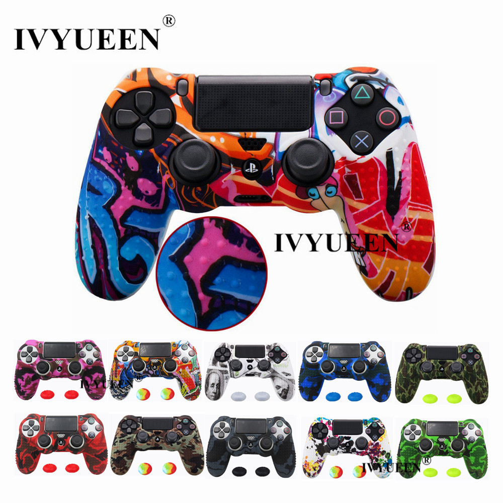 ivyueen-19-colors-anti-slip-silicone-protective-skin-case-for-sony-playstation-4-ps4-ds4-pro-slim-controller-thumb-grip-caps