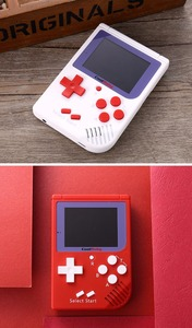 Image 5 - TV Output Video Game Console Built in 129 Classic No Repeat Games Retro Mini Pocket Handheld Game Player Best Kids Gift