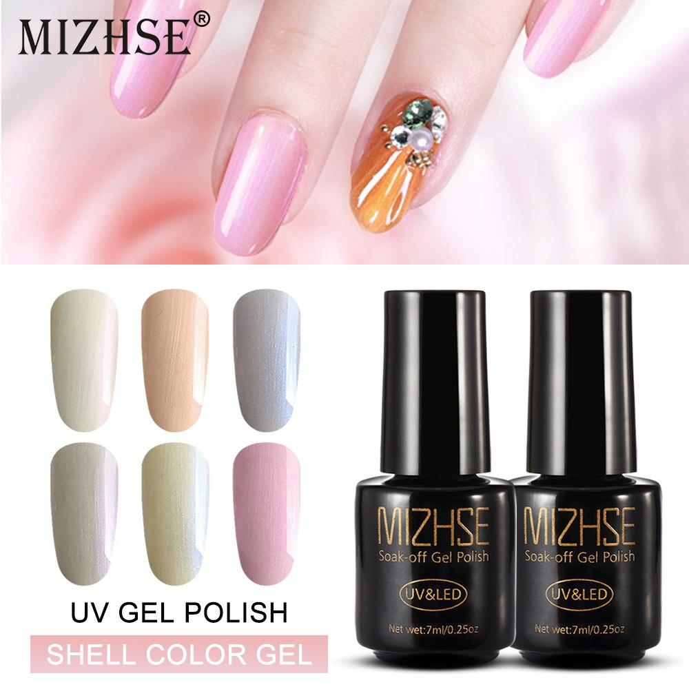 mizhse gel varnish nail polish
